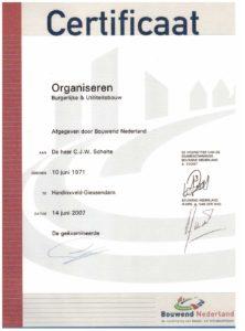 certificaat-organiseren-scholtebouw